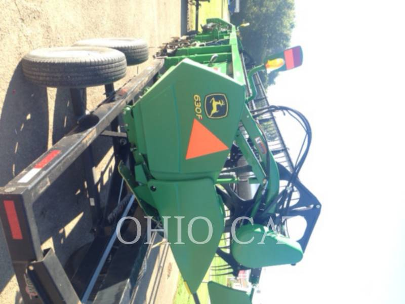 JOHN DEERE COMBINES 630F equipment  photo 1