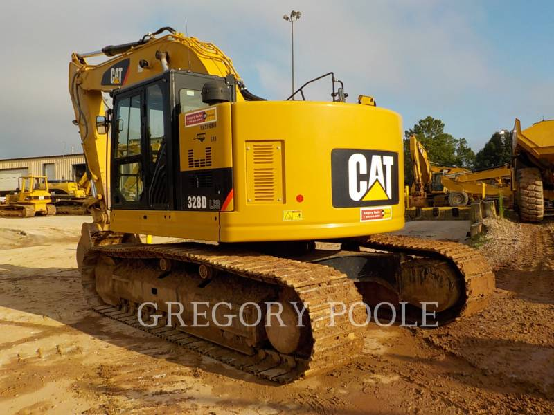 CATERPILLAR TRACK EXCAVATORS 328D LCR equipment  photo 7