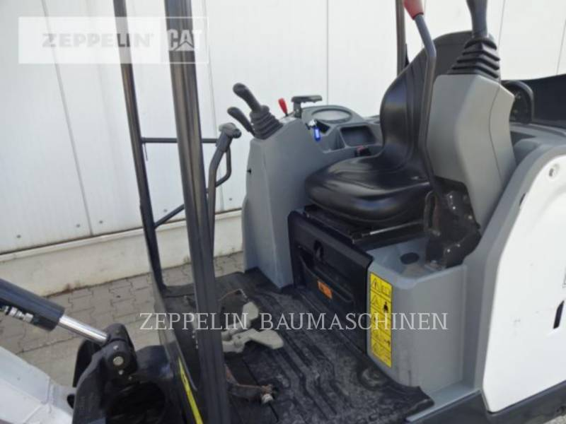 BOBCAT KETTEN-HYDRAULIKBAGGER E17 equipment  photo 14