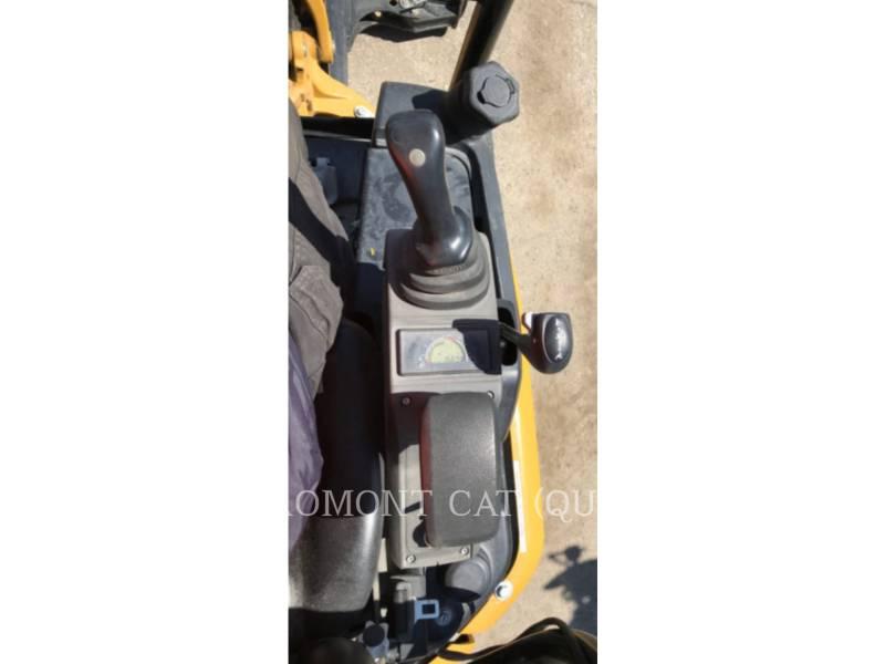 CATERPILLAR TRACK EXCAVATORS 301.7DCR equipment  photo 17