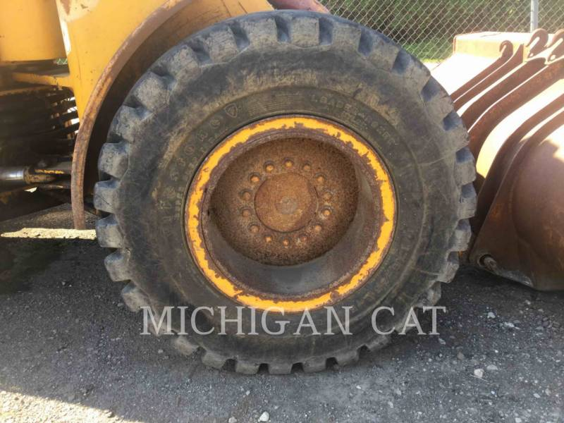 JOHN DEERE WHEEL LOADERS/INTEGRATED TOOLCARRIERS 544B equipment  photo 16