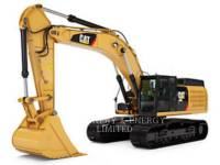 Equipment photo CATERPILLAR 329 E PELLE MINIERE EN BUTTE 1