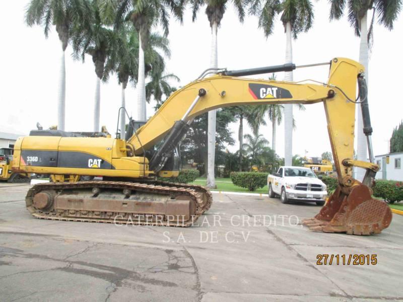 CATERPILLAR EXCAVADORAS DE CADENAS 336DL equipment  photo 1