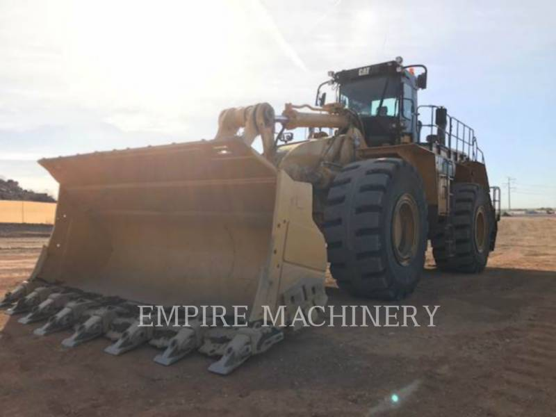 CATERPILLAR WHEEL LOADERS/INTEGRATED TOOLCARRIERS 992K equipment  photo 15