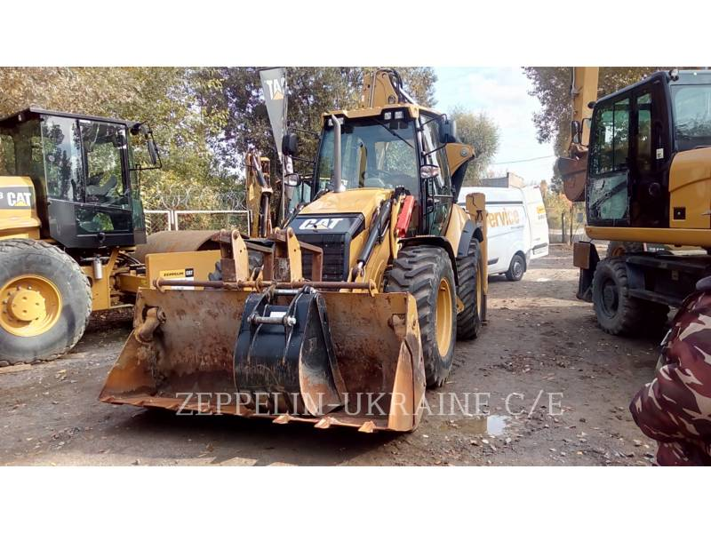 CATERPILLAR RETROEXCAVADORAS CARGADORAS 444F equipment  photo 7