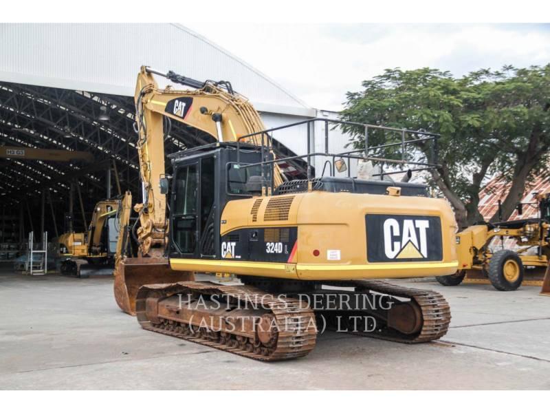 CATERPILLAR EXCAVADORAS DE CADENAS 324DL equipment  photo 7