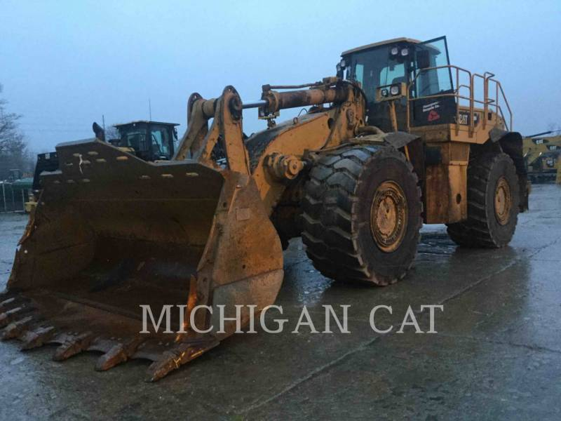 CATERPILLAR WHEEL LOADERS/INTEGRATED TOOLCARRIERS 988H RBLD equipment  photo 1