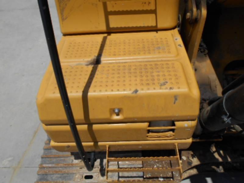 CATERPILLAR EXCAVADORAS DE CADENAS 320DL equipment  photo 18