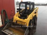 Equipment photo DEERE & CO. JD315 SKID STEER LOADERS 1