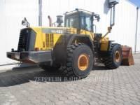 KOMATSU LTD. RADLADER/INDUSTRIE-RADLADER WA480LC-6 equipment  photo 4