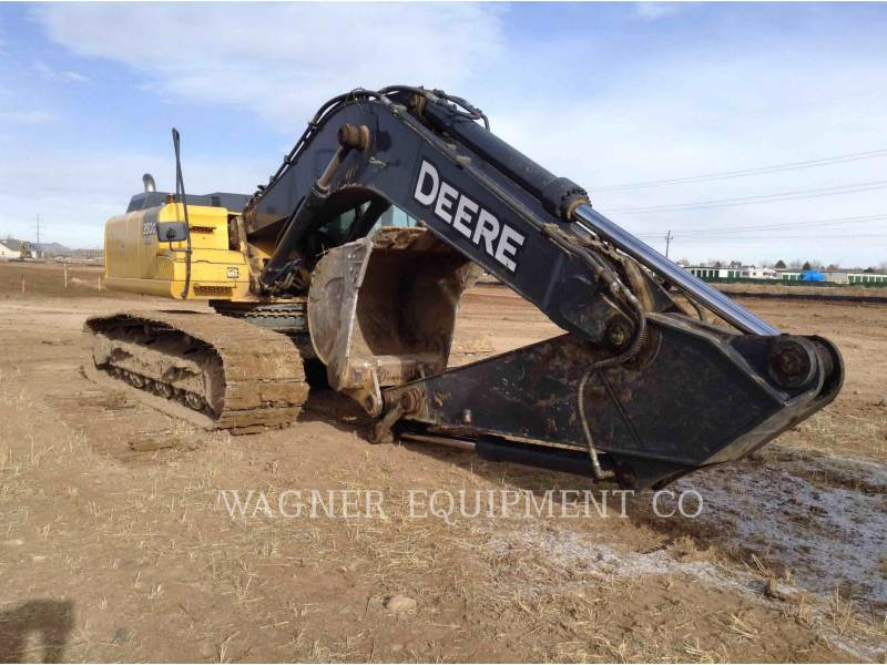 JOHN DEERE TRACK EXCAVATORS 350G equipment  photo 2