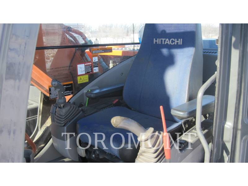 HITACHI EXCAVADORAS DE CADENAS ZX200LC-3 equipment  photo 4