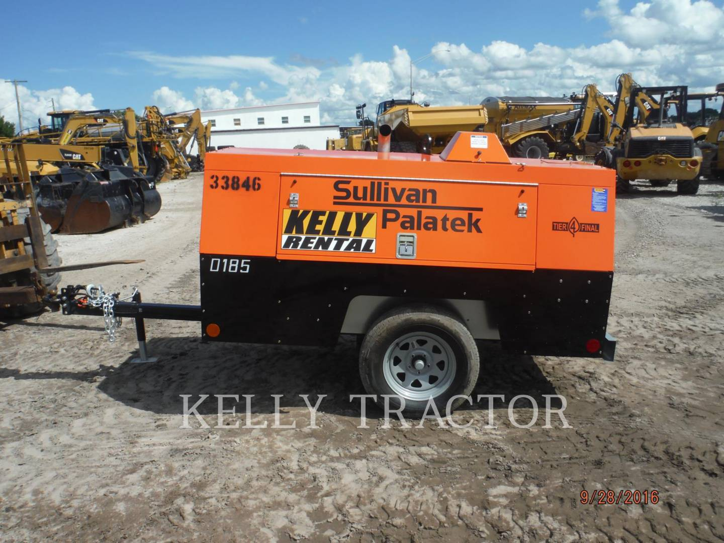 Detail photo of 2016 Sullivan-Palatek D185P DZ from Construction Equipment Guide