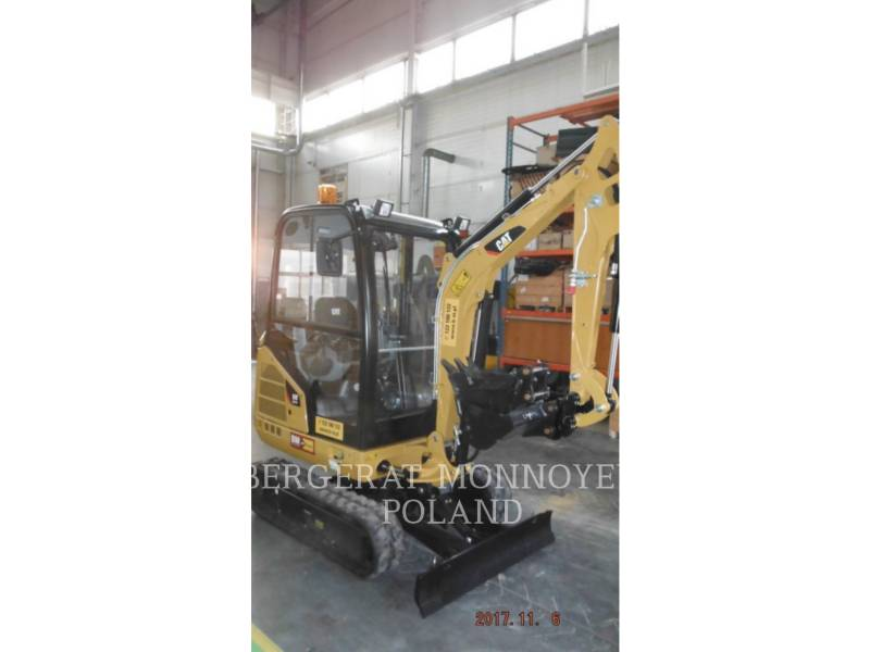 CATERPILLAR TRACK EXCAVATORS 301.7 D equipment  photo 2