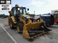 Equipment photo CATERPILLAR 427F2 バックホーローダ 1