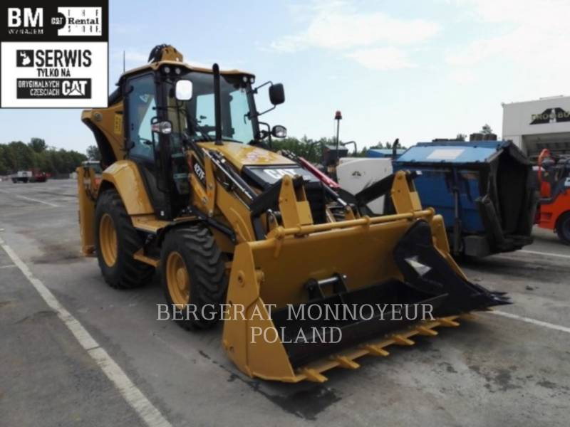 CATERPILLAR RETROEXCAVADORAS CARGADORAS 427F2 equipment  photo 1