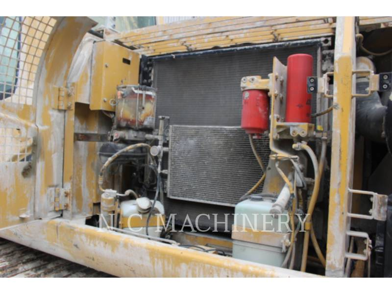 CATERPILLAR KETTEN-HYDRAULIKBAGGER 330CL equipment  photo 9