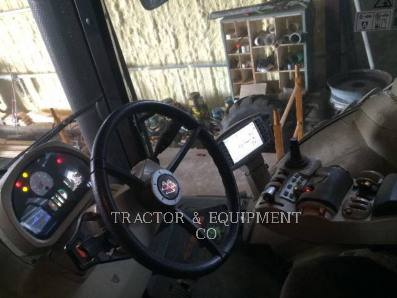 Detail photo of 2012 Massey Ferguson 8660 from Construction Equipment Guide