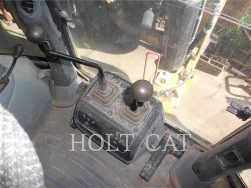 CATERPILLAR BACKHOE LOADERS 416F C4EX equipment  photo 9