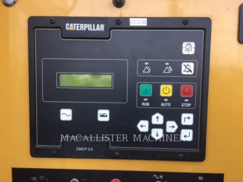 CATERPILLAR STATIONARY GENERATOR SETS C15 equipment  photo 12