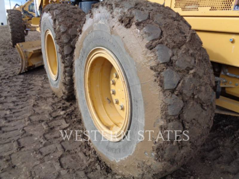 CATERPILLAR MINING MOTOR GRADER 140M equipment  photo 11