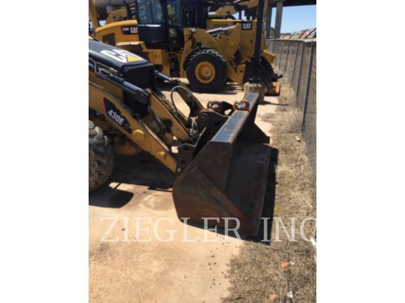 CATERPILLAR BACKHOE LOADERS 430EITH2 equipment  photo 4