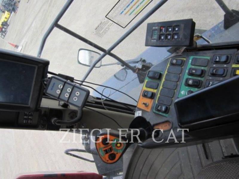 CASE/NEW HOLLAND FLUTUADORES TITAN4520 equipment  photo 17