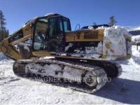 CATERPILLAR TRACK EXCAVATORS 325DL THB equipment  photo 4