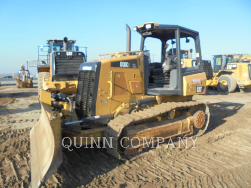 CATERPILLAR TRACTORES DE CADENAS D3K2 XL equipment  photo 1