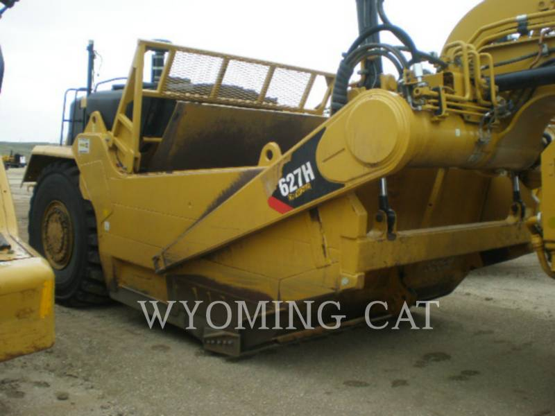 Caterpillar TRACTOARE-SCREPERE CU ROŢI 627H equipment  photo 7