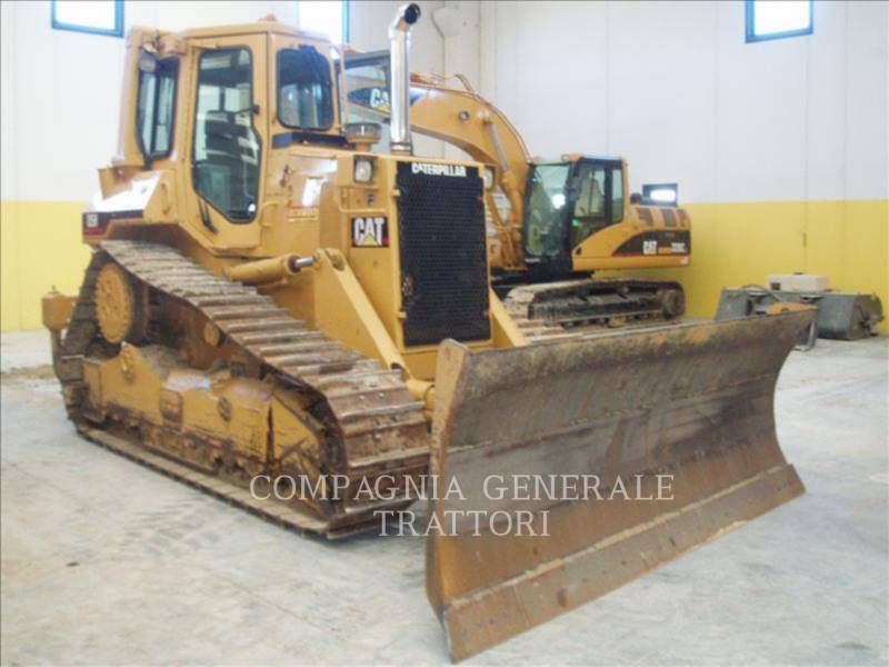 CATERPILLAR TRACTEURS SUR CHAINES D5H equipment  photo 1