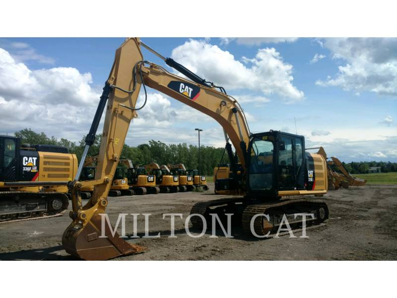 CATERPILLAR KETTEN-HYDRAULIKBAGGER 316E L equipment  photo 1