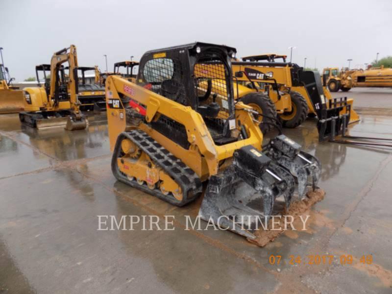 CATERPILLAR UNIWERSALNE ŁADOWARKI 239D equipment  photo 1