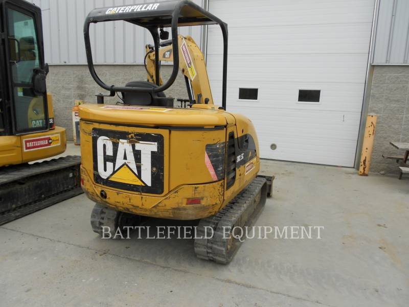 CATERPILLAR PELLES SUR CHAINES 302.5C equipment  photo 7