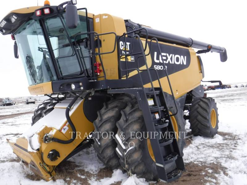LEXION COMBINE コンバイン LX580R equipment  photo 3