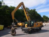 Equipment photo CATERPILLAR MH3022 WHEEL EXCAVATORS 1