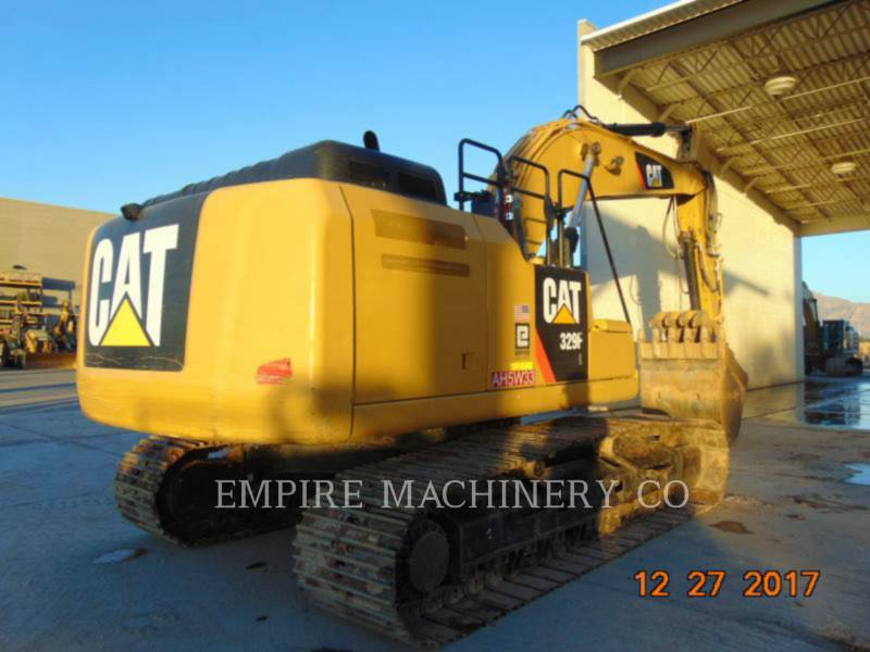 CATERPILLAR トラック油圧ショベル 329FL TH P equipment  photo 2