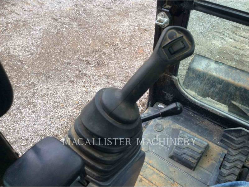CATERPILLAR TRACK EXCAVATORS 308E equipment  photo 17