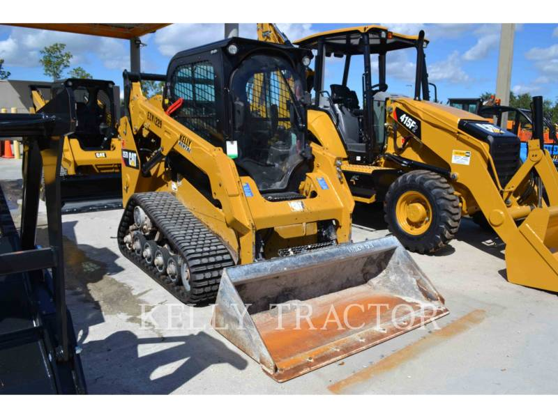 CATERPILLAR CHARGEURS TOUT TERRAIN 257D equipment  photo 1