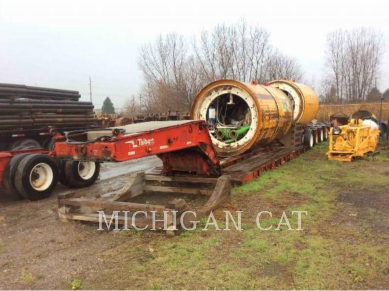TALBERT TRAILERS 75 TON equipment  photo 2