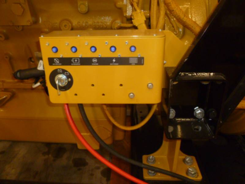 CATERPILLAR STATIONÄRE STROMAGGREGATE C32 ACERT equipment  photo 5