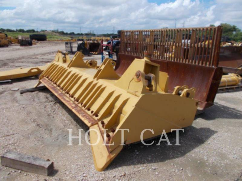 CATERPILLAR KETTENDOZER D10T equipment  photo 9