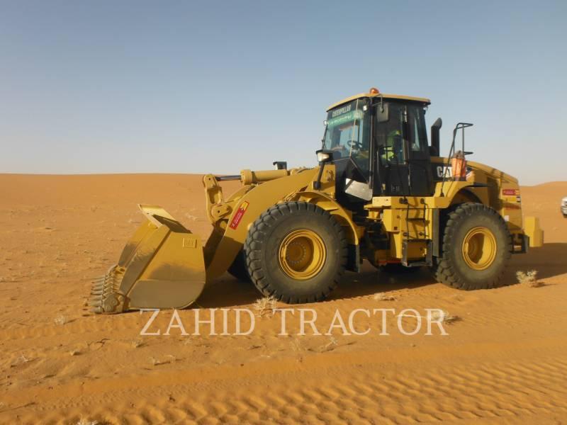 CATERPILLAR ホイール・ローダ/インテグレーテッド・ツールキャリヤ 950H equipment  photo 6