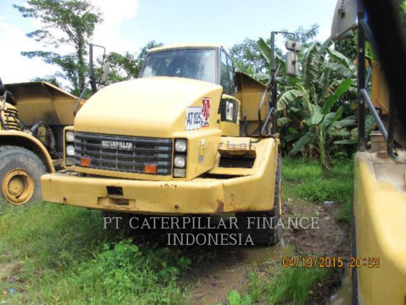 CATERPILLAR CAMIONES ARTICULADOS 740 equipment  photo 1