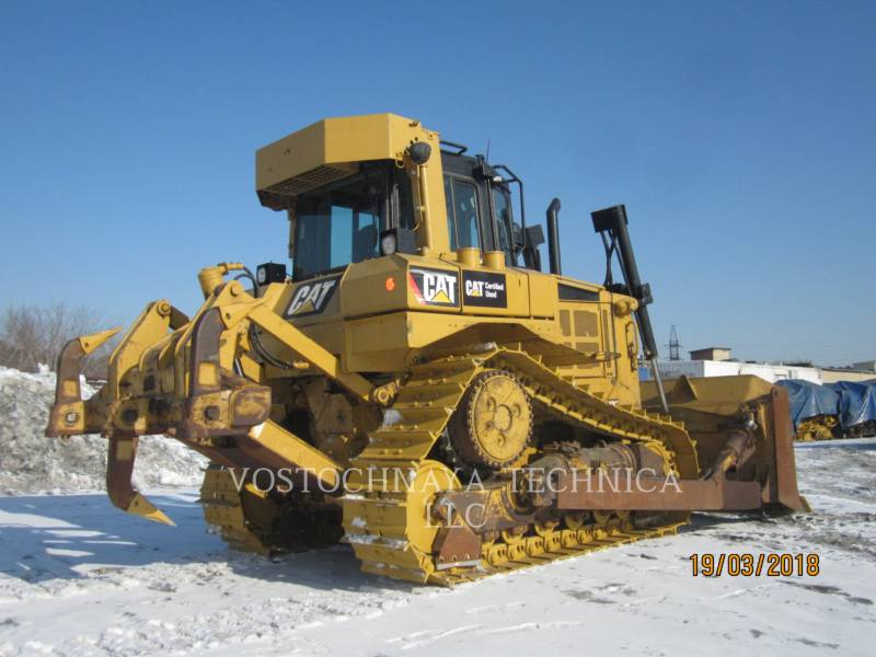 CATERPILLAR MINING TRACK TYPE TRACTOR D 6 R equipment  photo 11