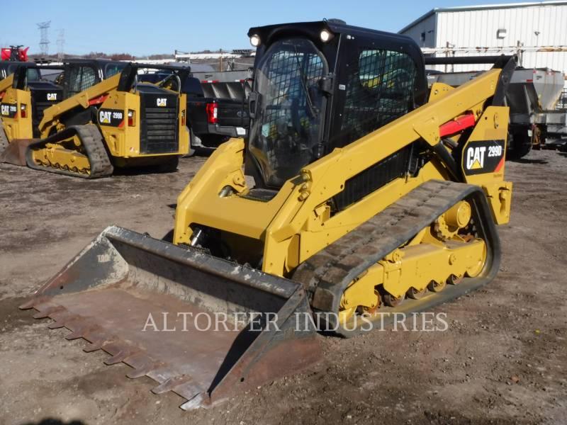 CATERPILLAR 多地形装载机 299D equipment  photo 1
