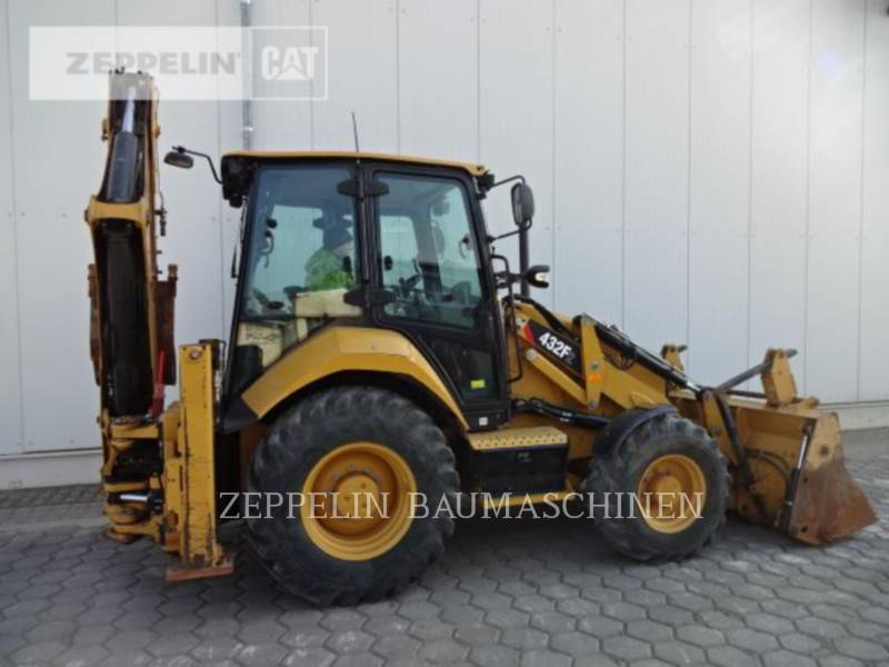 CATERPILLAR KOPARKO-ŁADOWARKI 432F equipment  photo 7