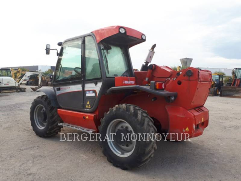 MANITOU BF S.A. TELEHANDLER MLT845-120 equipment  photo 2