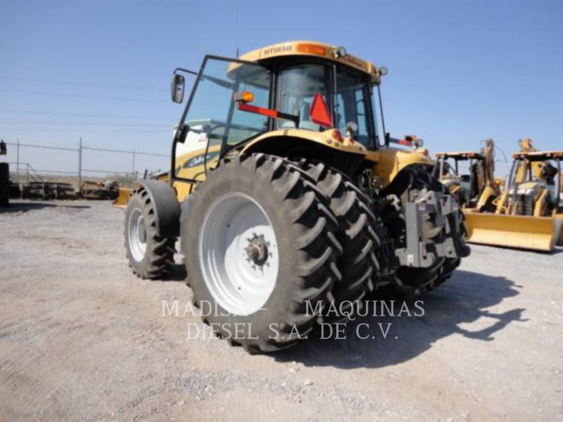 CHALLENGER TRACTEURS AGRICOLES MT565B equipment  photo 3