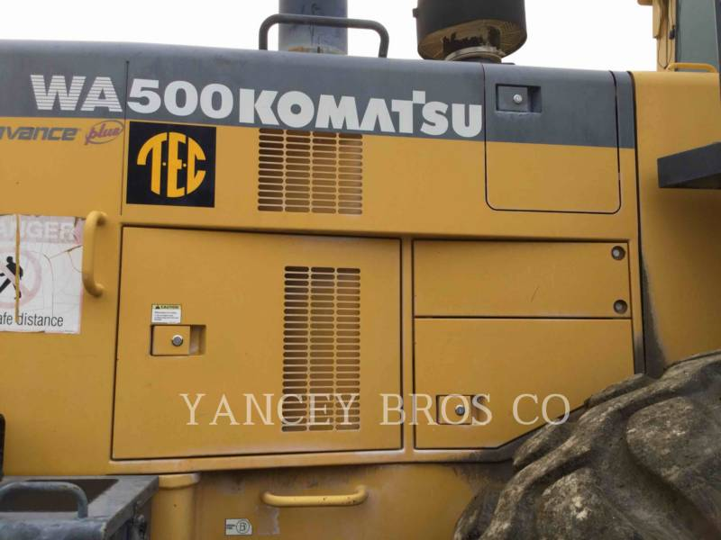 KOMATSU MINING WHEEL LOADER WA500-3LK equipment  photo 8